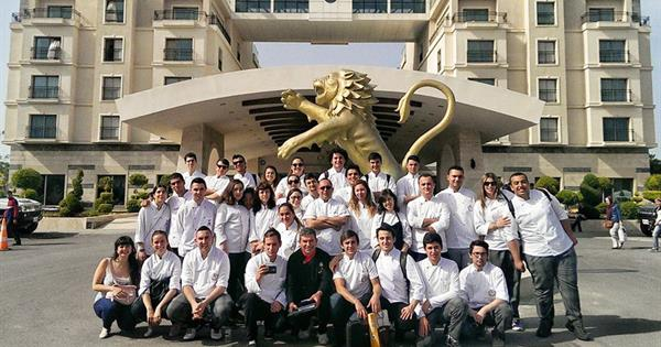 EMU Gastronomy And Culinary Arts Department Took Part In Various Activities