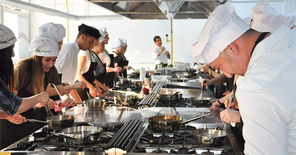 EMU CEC Offers World Cuisine Courses with Gastronomy and Culinary Arts Department