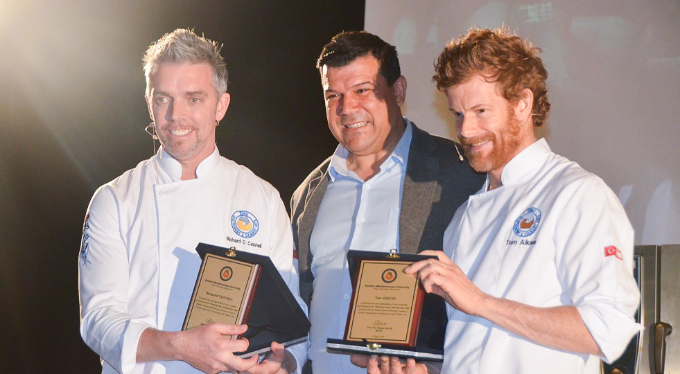 Tom Aikens - Richard O'Connell