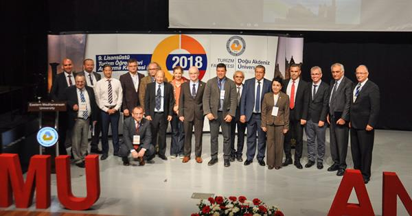 """9th Tourism Graduate Students Research Congress"" Opening Takes Place at EMU"