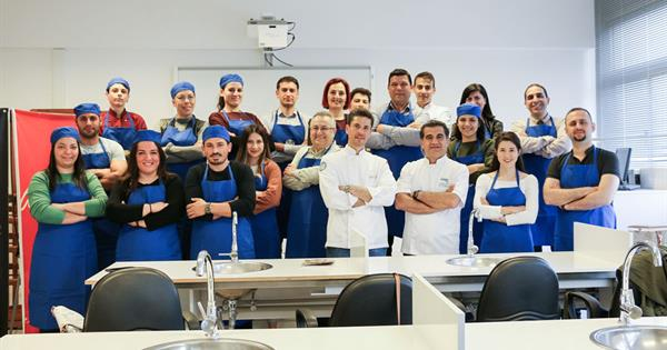 EMU Tourism Faculty's Culinary Courses in Collaboration with EMU-CEC Commence