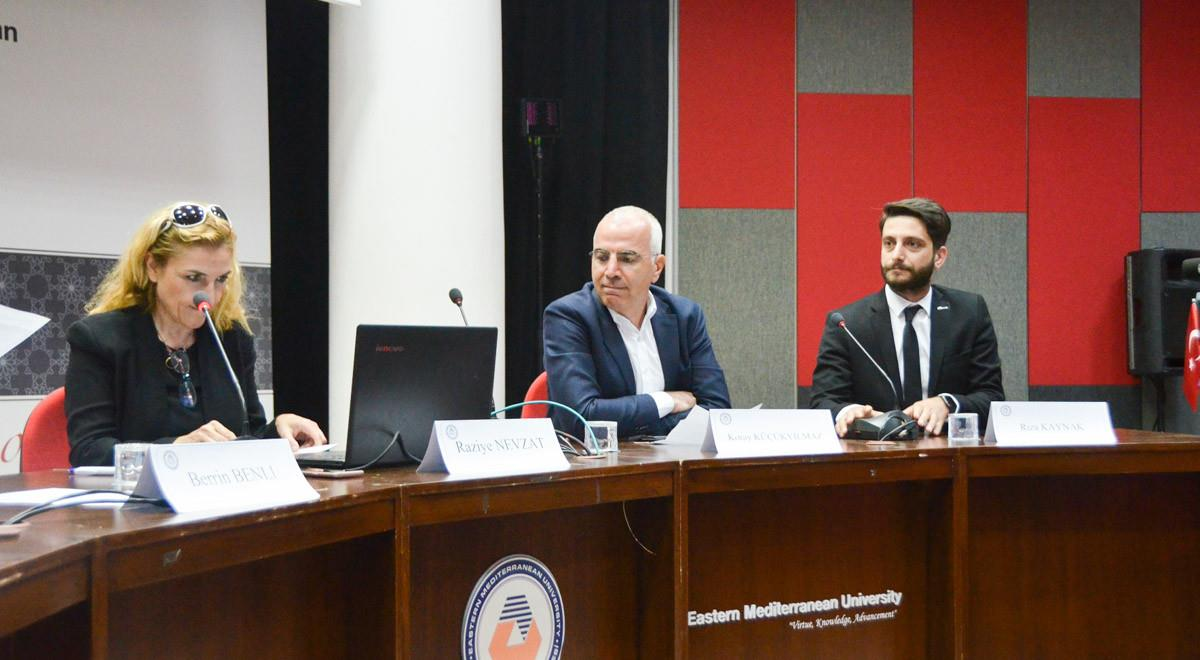 """Digital Transformation In Tourism Panel"" Held at EMU"