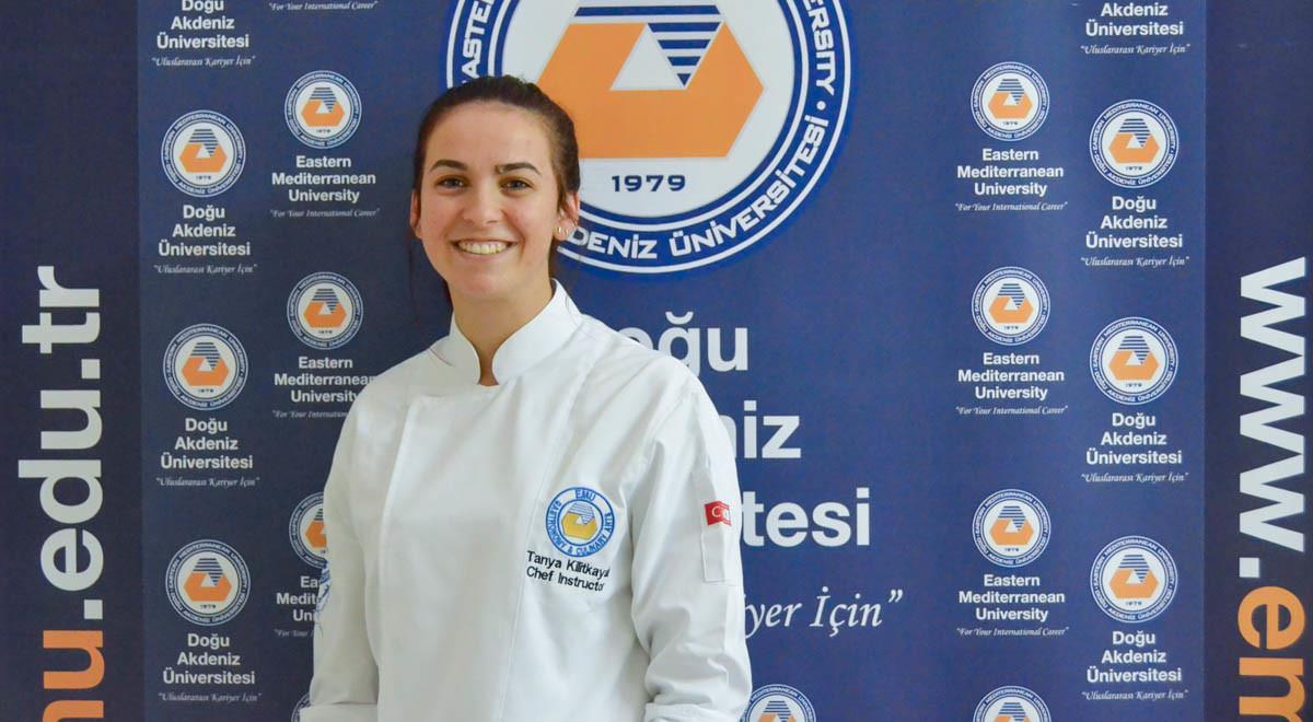 "EMU Faculty of Tourism Instructor Tanya Kilitkayalı at ""Masterchef"" Competition"