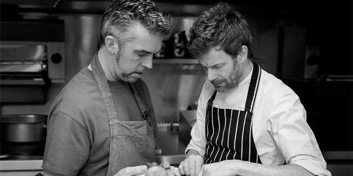 Workshop - Michelin star chefs Tom Aikens and Richard O